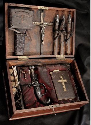 Kit du chasseur de vampire