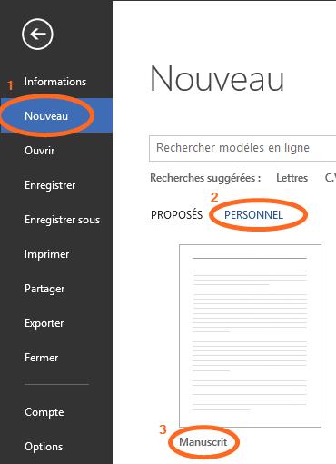 word-nouveau